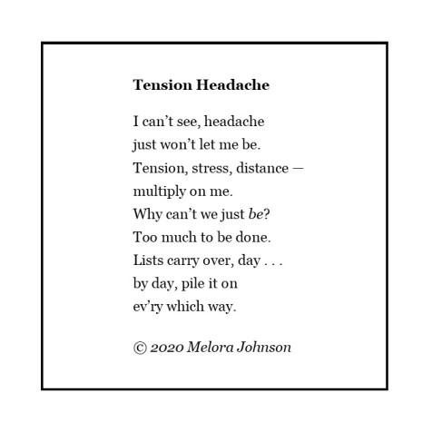 TensionHeadache
